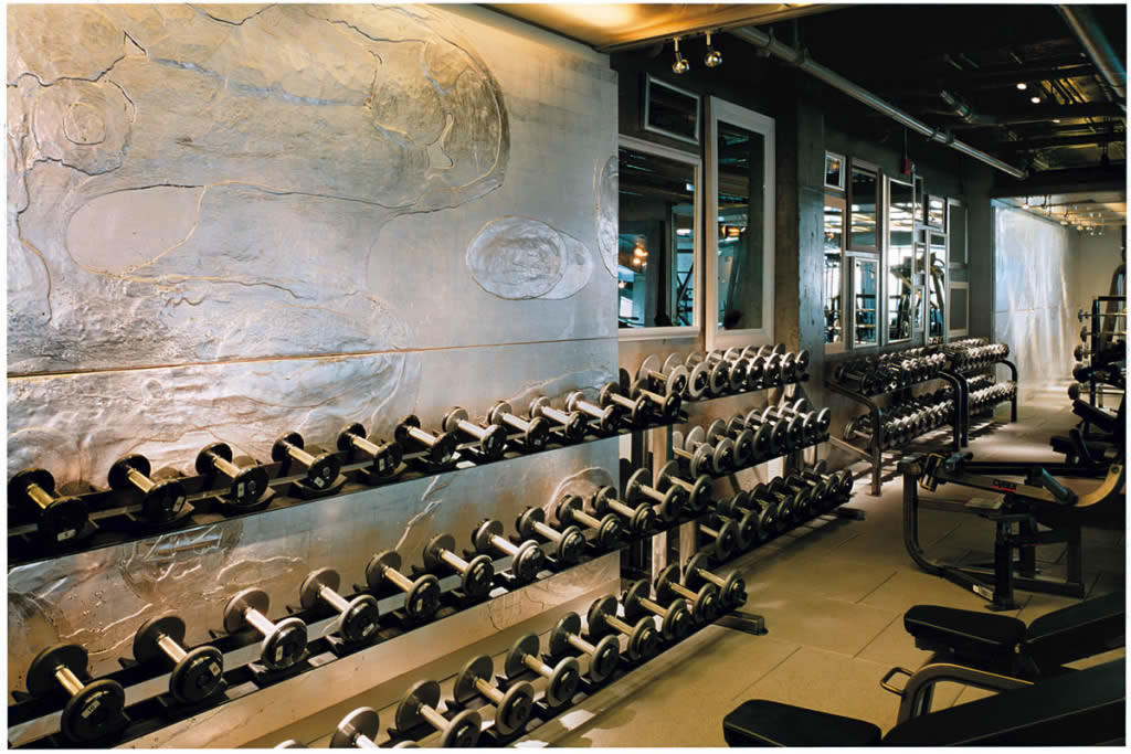 david barton gym in los angeles  a trendy fitness center