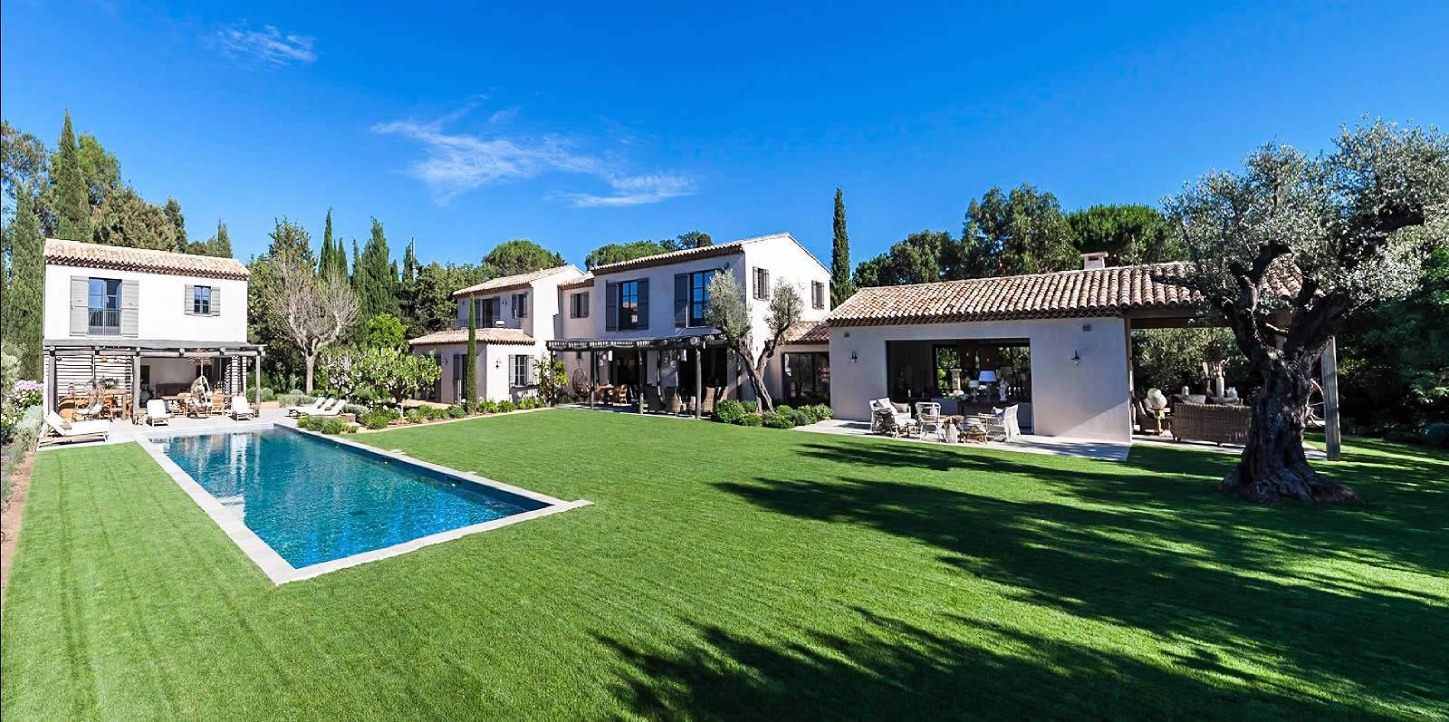 Vente Villa Luxe Corse