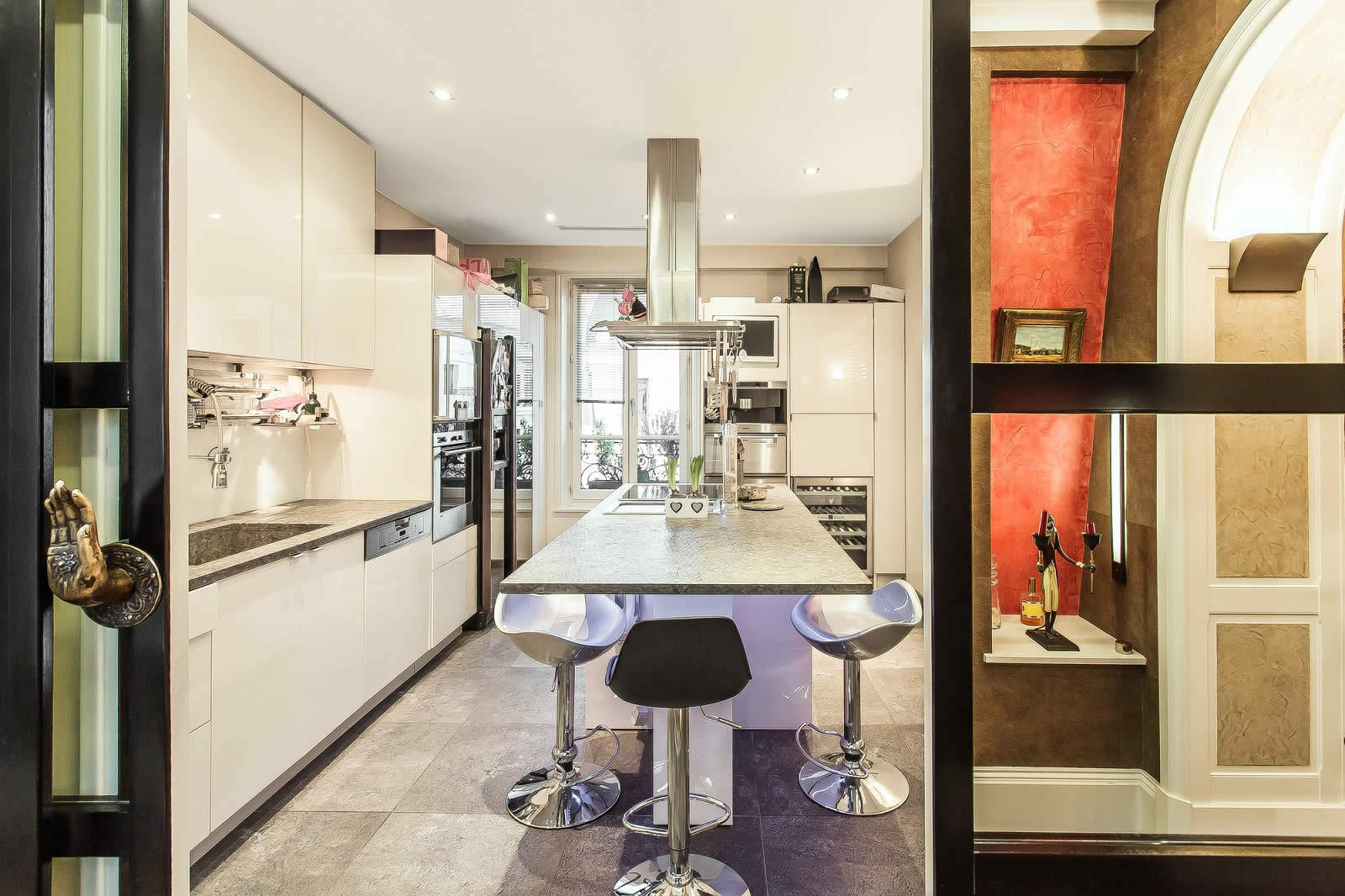 Duplex for sale in Lyon: Fireplace, Independent Kitchen, Reading ...