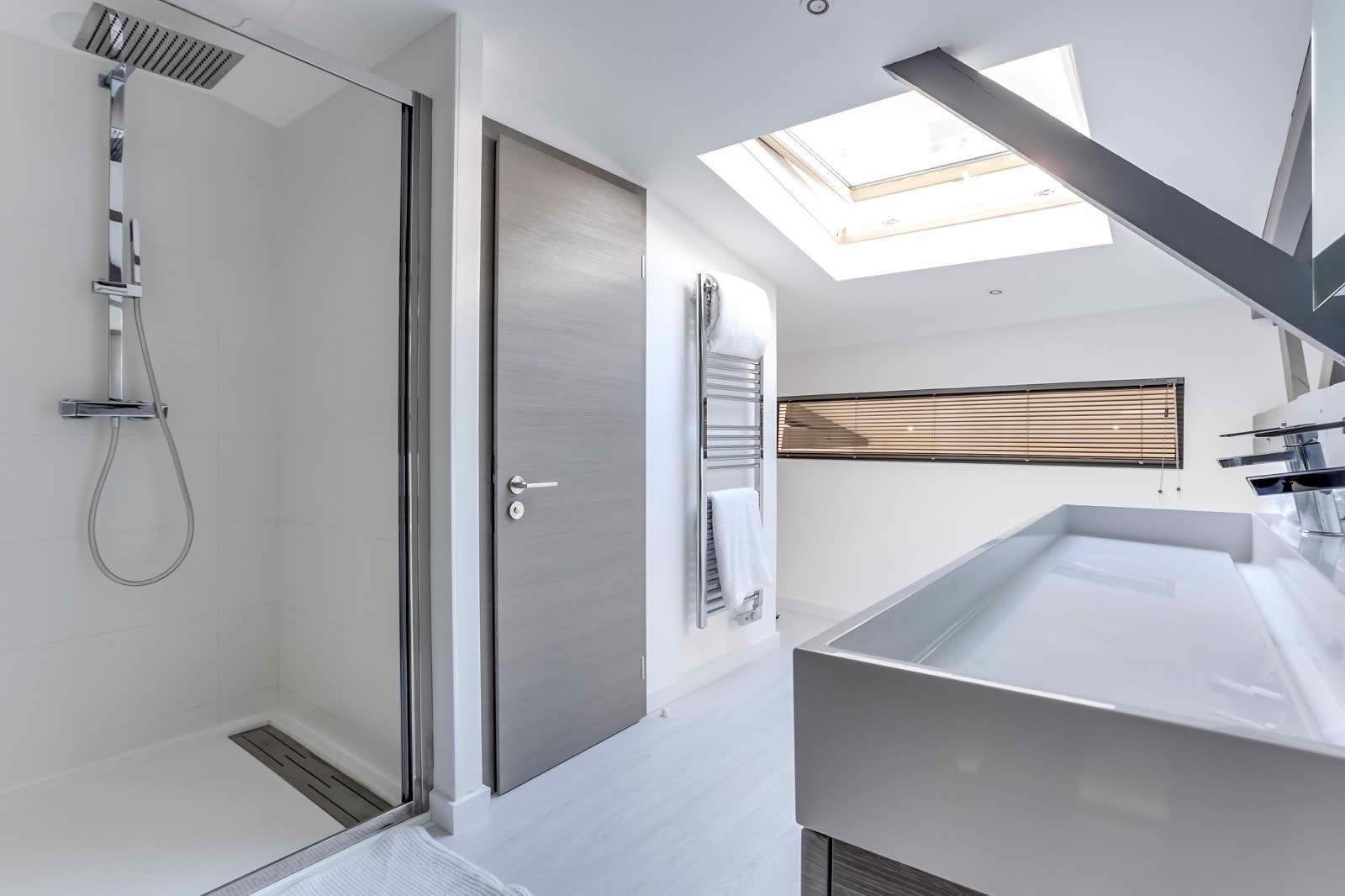 Loft moderne à vendre à Annecy avec un local à usage commercial ...