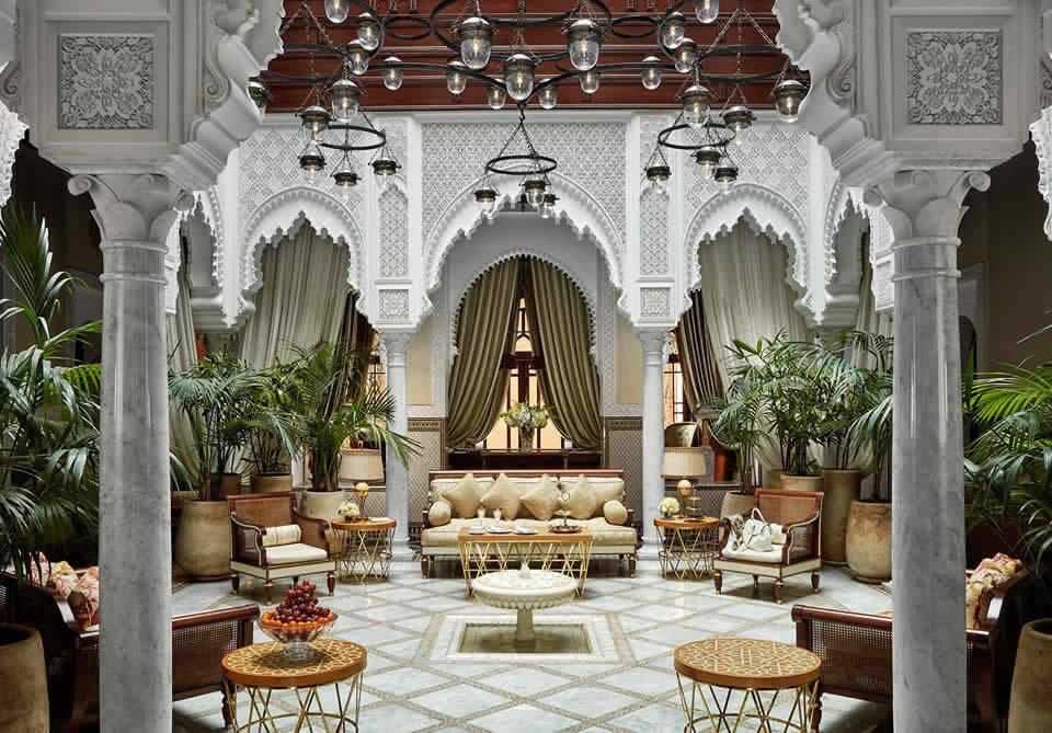 H 244 Tel Royal Mansour Marrakech A Private Riad With