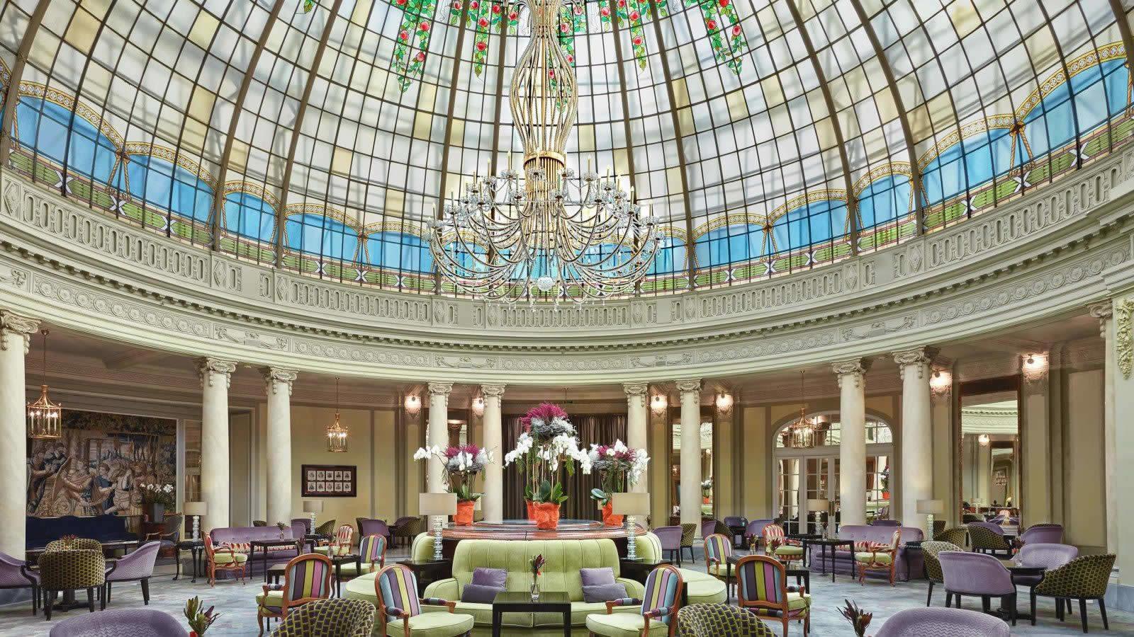 Les h tels les plus luxueux du monde for Hotel dans le monde