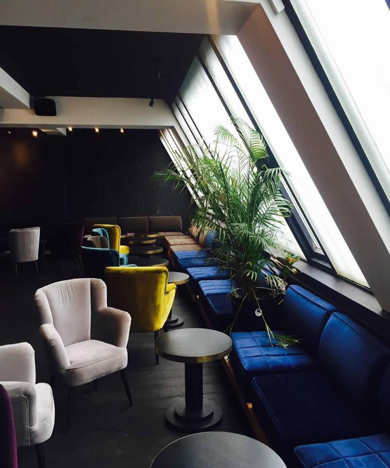 Restaurant Chic Paris
