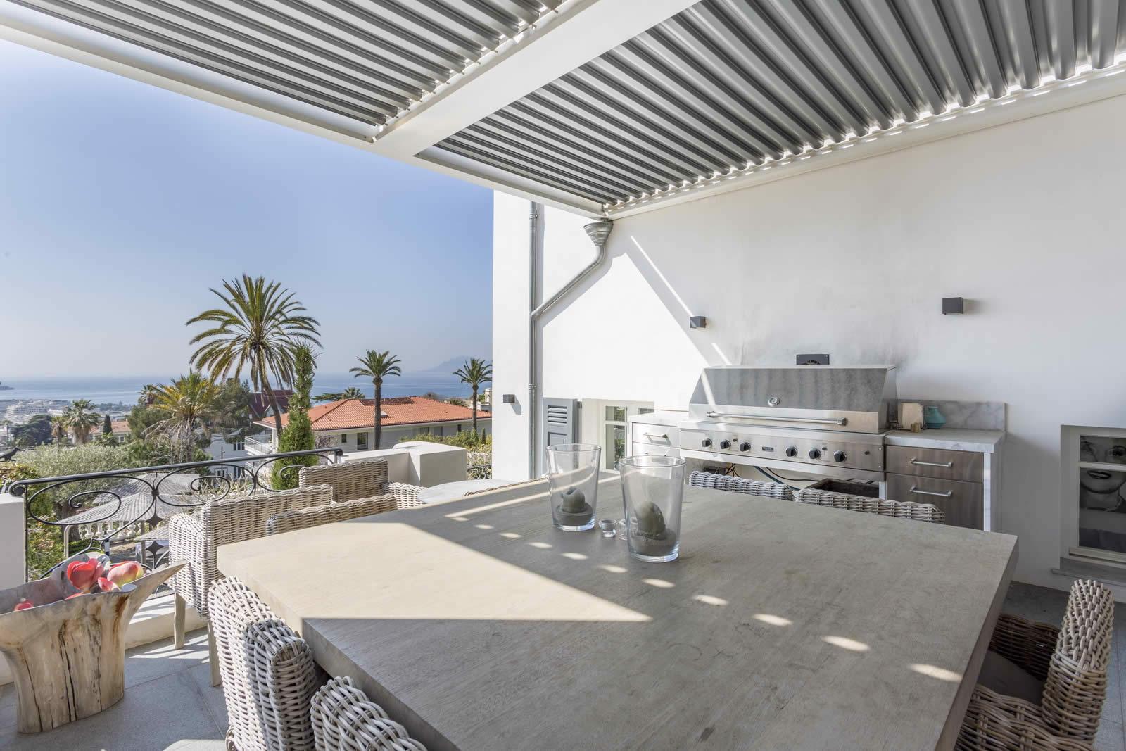 Villa de luxe louer pour vos vacances la californie cannes jardin arbor appartement - Villa de vacances luxe location think ...