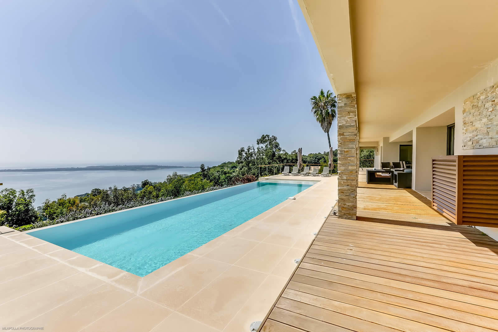 Modern Villa to Rent for your Vacations in Vallauris near Cannes ...