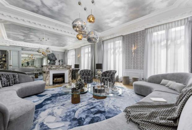 apartment-decorated-gerard-faivre-for-sale-avenue-marceau-view-luminious-living-room-cellar-caretaker