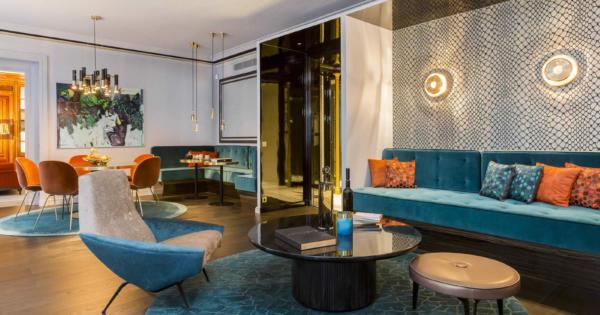 luxury-apartment-decorated-gerard-faivre-for-sale-saint-germain-des-pres-balcony-fireplace-hammam-caretaker