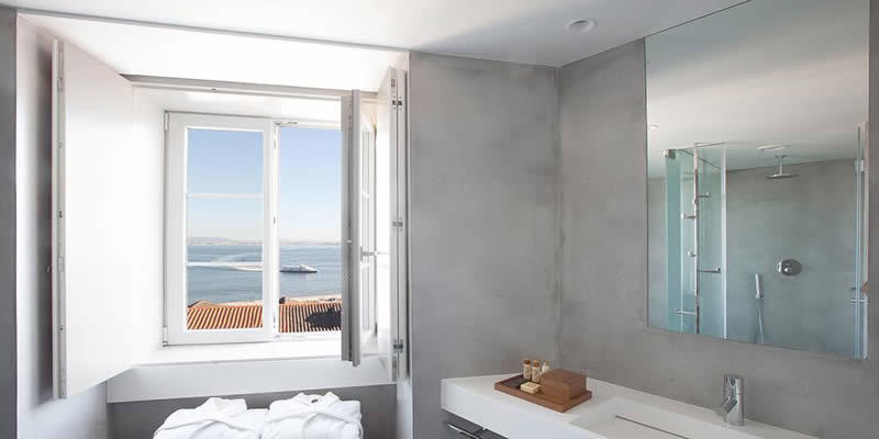 Memmo alfama in lisbon boutique hotel design rooftop in for Design boutique hotel lisbon