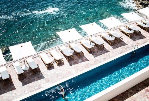 Hotel Corse Bord De Mer