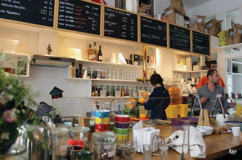Le bichat restaurant paris produits fait maison bio for Acheter maison porquerolles