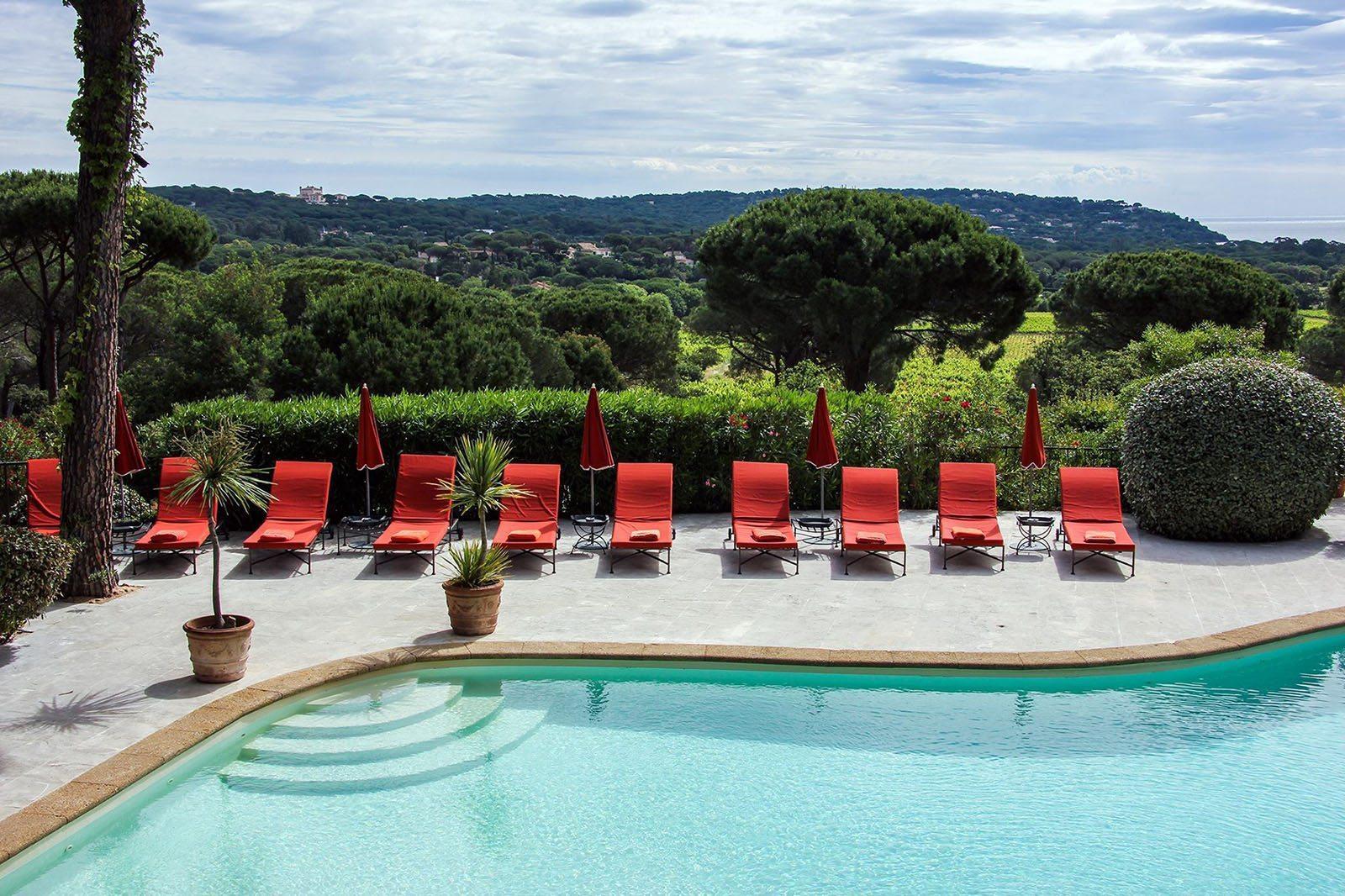 Saint Tropez Hotel