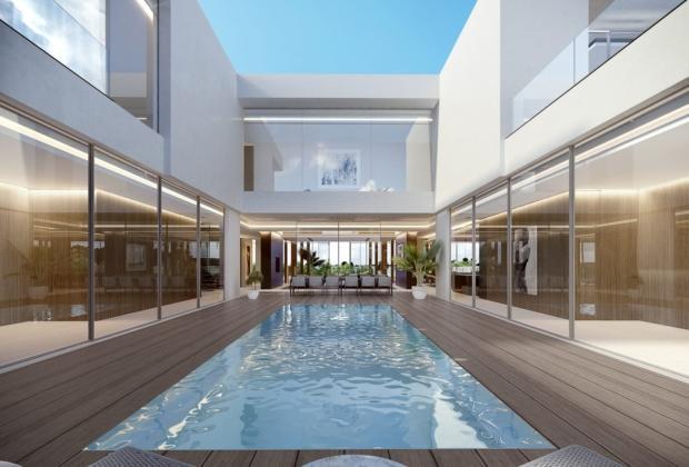 Villas de luxe vendre l 39 le maurice vue mer for A vendre villa de luxe