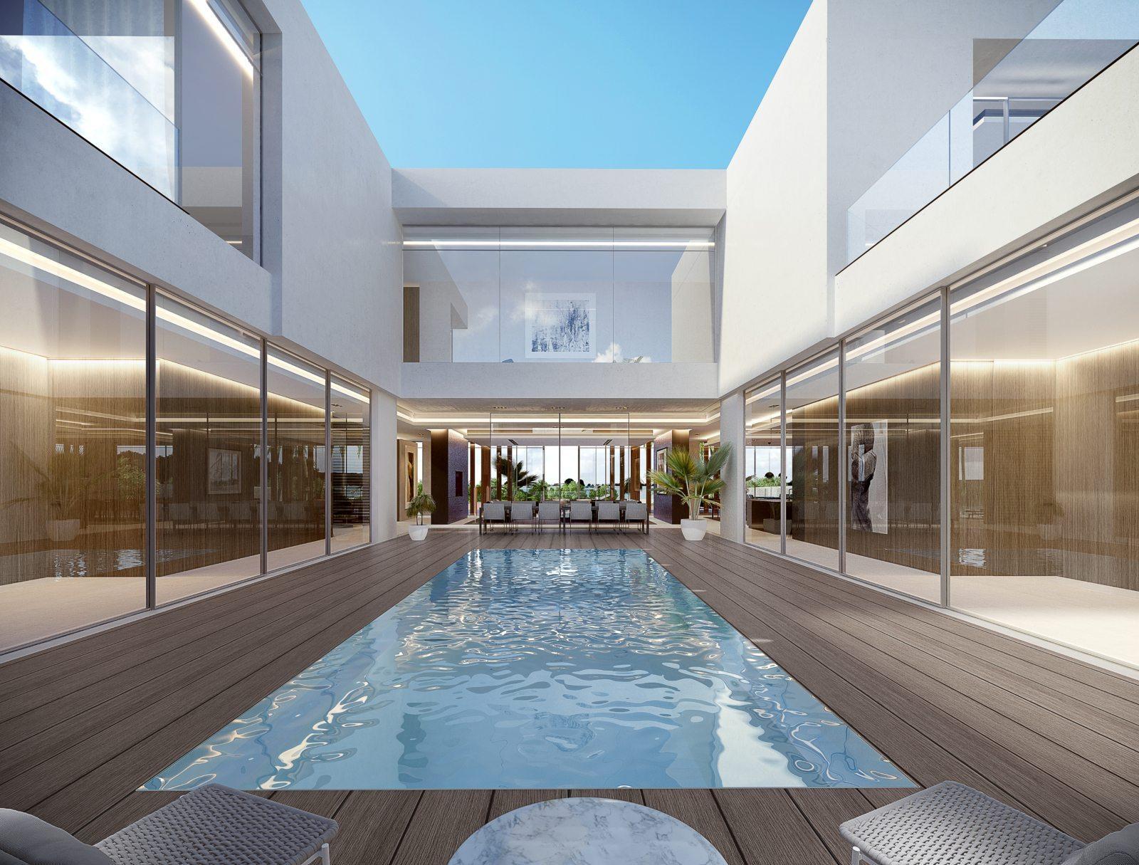 villas-luxe-a-vendre-vue-mer-piscines-golf