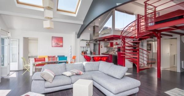 appartement-duplex-centre-ville-saint-jean-de-luz-a-vendre-terrasse-vue-degagee-cuisine-ouverte