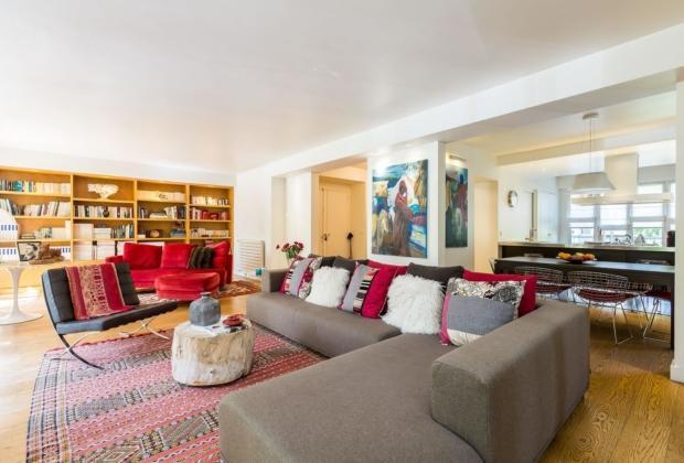 appartement familial de standing vendre fontenay sous bois face au bois de vincennes 3. Black Bedroom Furniture Sets. Home Design Ideas