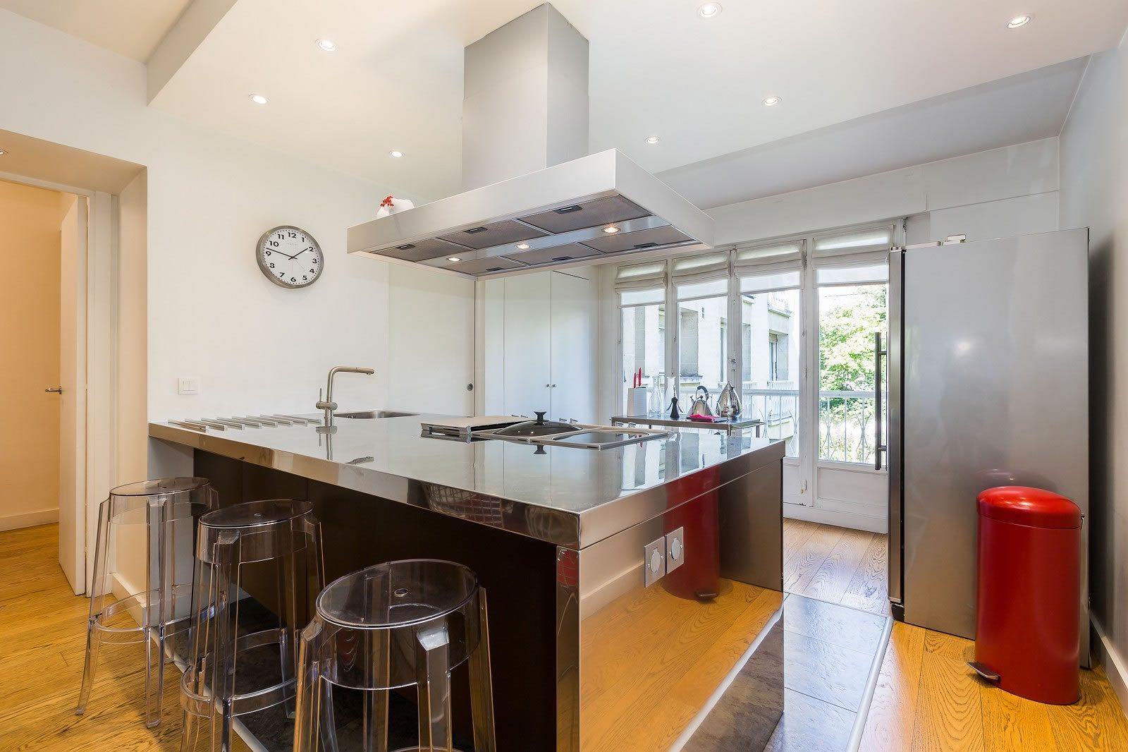 Appartement familial de standing vendre fontenay sous for Agence val de marne