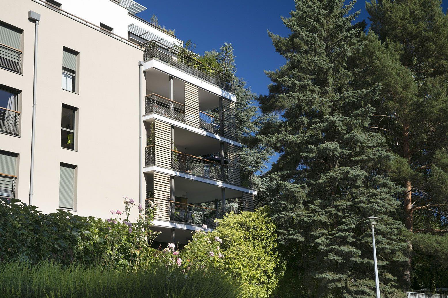 Residence Bonne Ville Plan Appt T