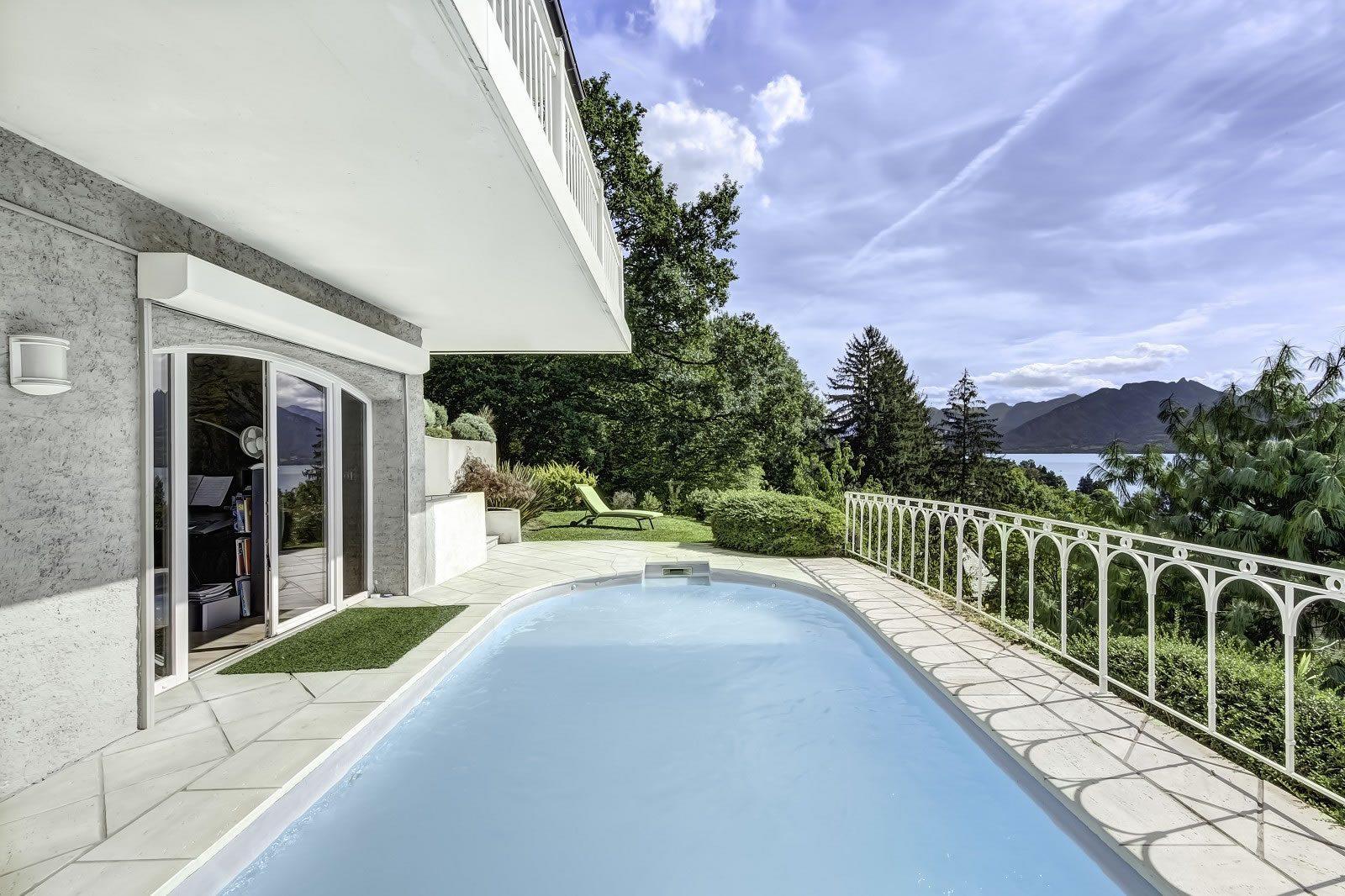 villa de standing avec piscine 224 vendre sur les hauteurs