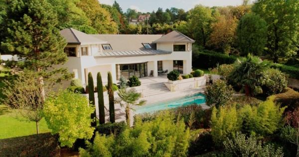 vente de prestige - maison/villa - BOUGIVAL
