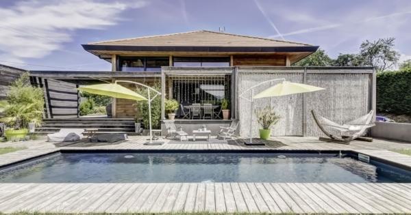 vente de prestige - maison/villa - VILLAZ