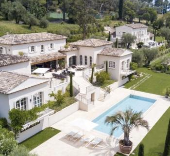 vente de prestige - maison/villa - MOUGINS