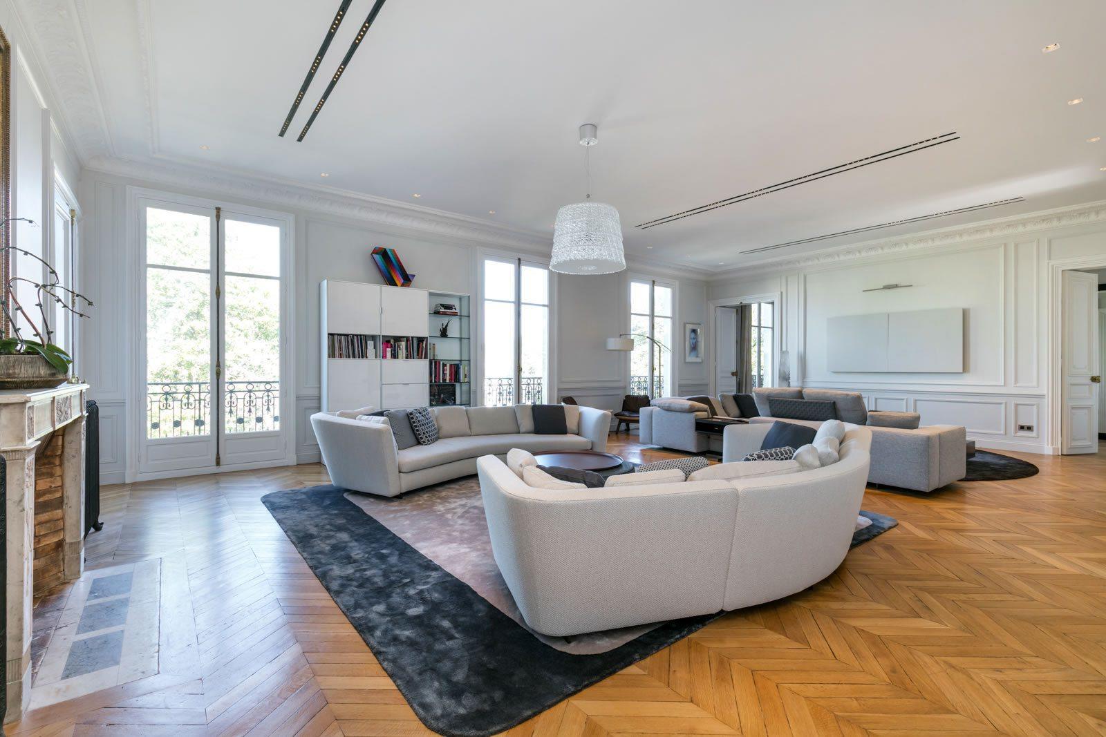 Appartement A Vendre Parc Monceau