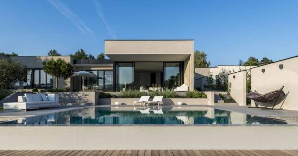 exceptional-contemporary-house-for-sale-charbonnieres-les-bains-cellar-laundry-room-bike-garage-landscaped-garden-pool
