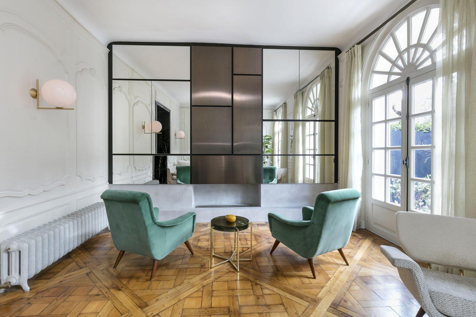Appartement Exceptionnel De 3 Chambres Vendre Sur L 39 Avenue Henri Martin Dans Le 16 Me