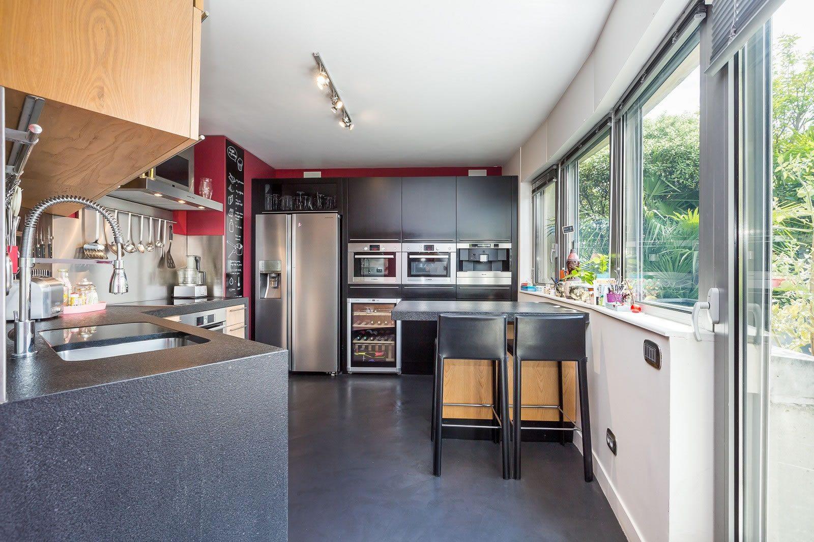 Penthouse En Triplex Vendre Dans Une R Sidence R Cente Du 15 Me Arrondissement De Paris 3
