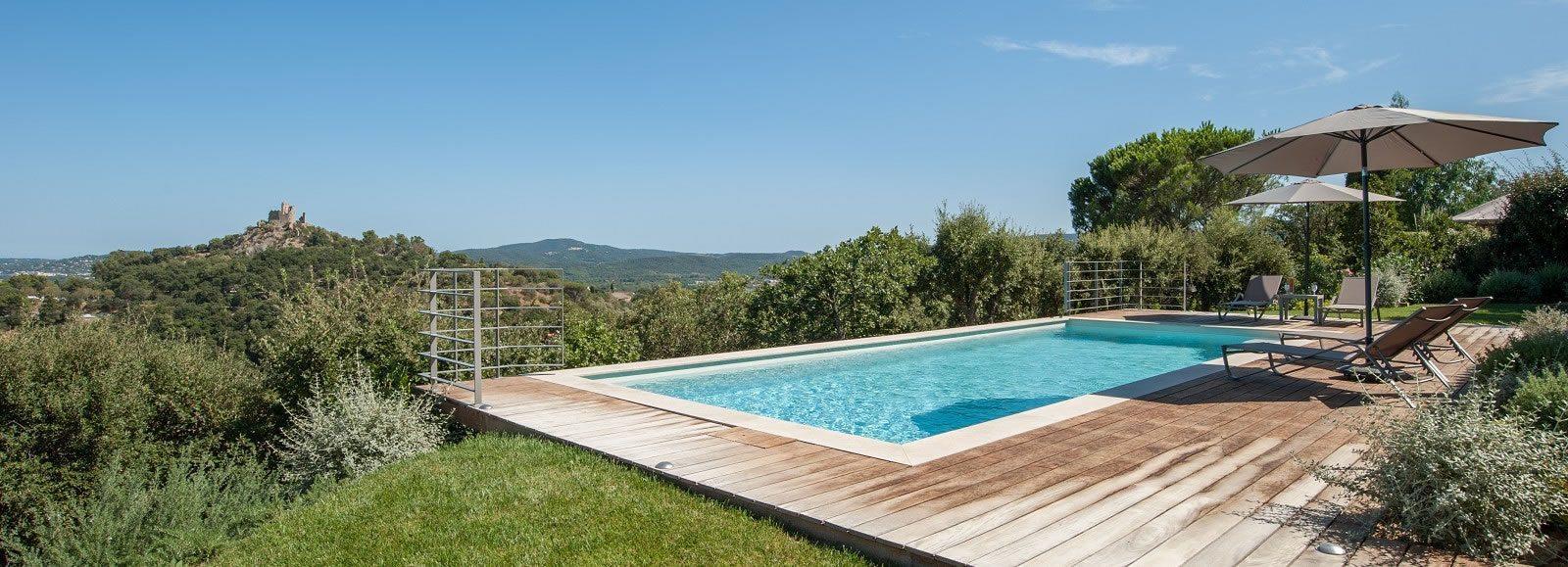 Villa Exceptionnelle Var Piscine
