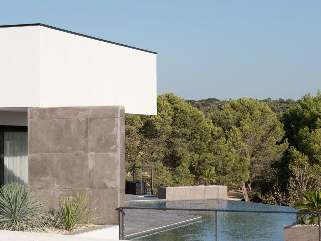 Maison d architecte exceptionnelle vendre pr s d aix en for Acheter une maison en provence