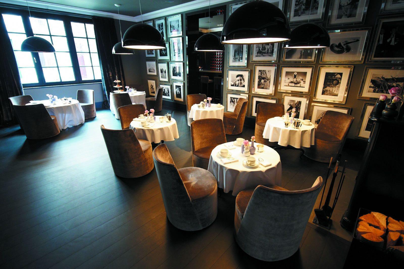 Restaurant Aux Trois Cochons Lyon