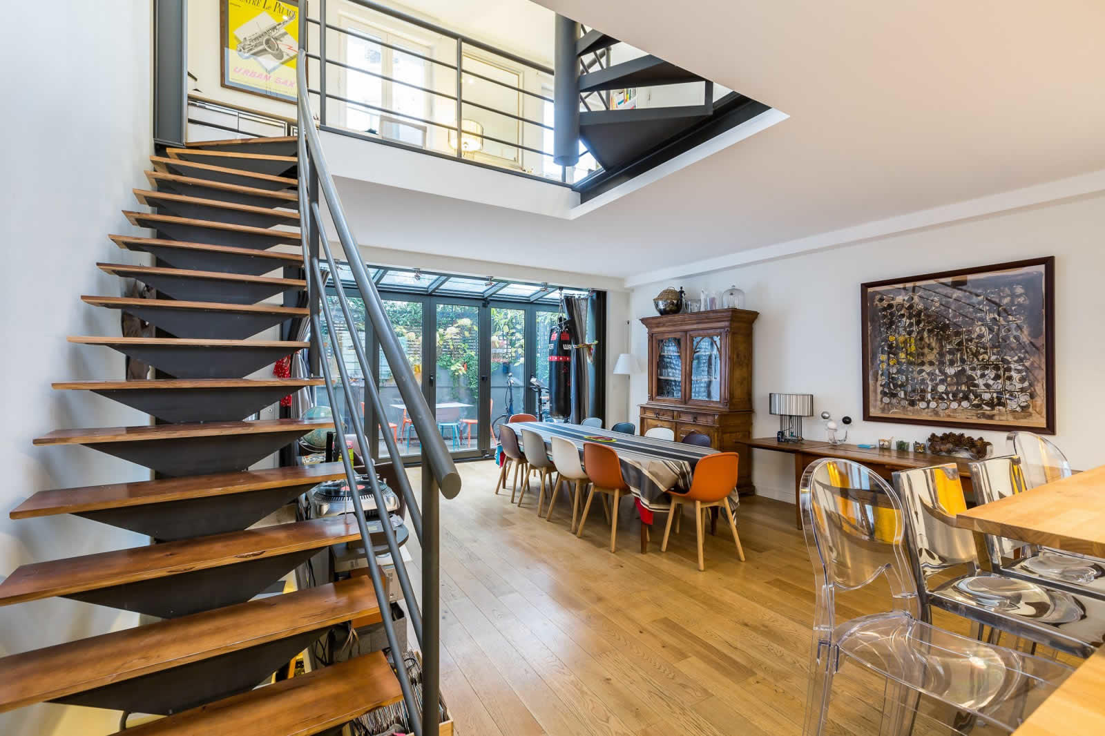 salon pour petite terrasse