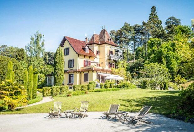 propriete-luxe-lac-a-vendre-thonon-les-bains-parc-jardin-cheminee-terrasses