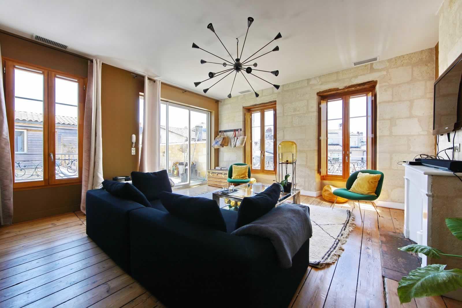 charmant-appartement-duplex-a-vendre-chartrons-terrasse-cuisine-americaine