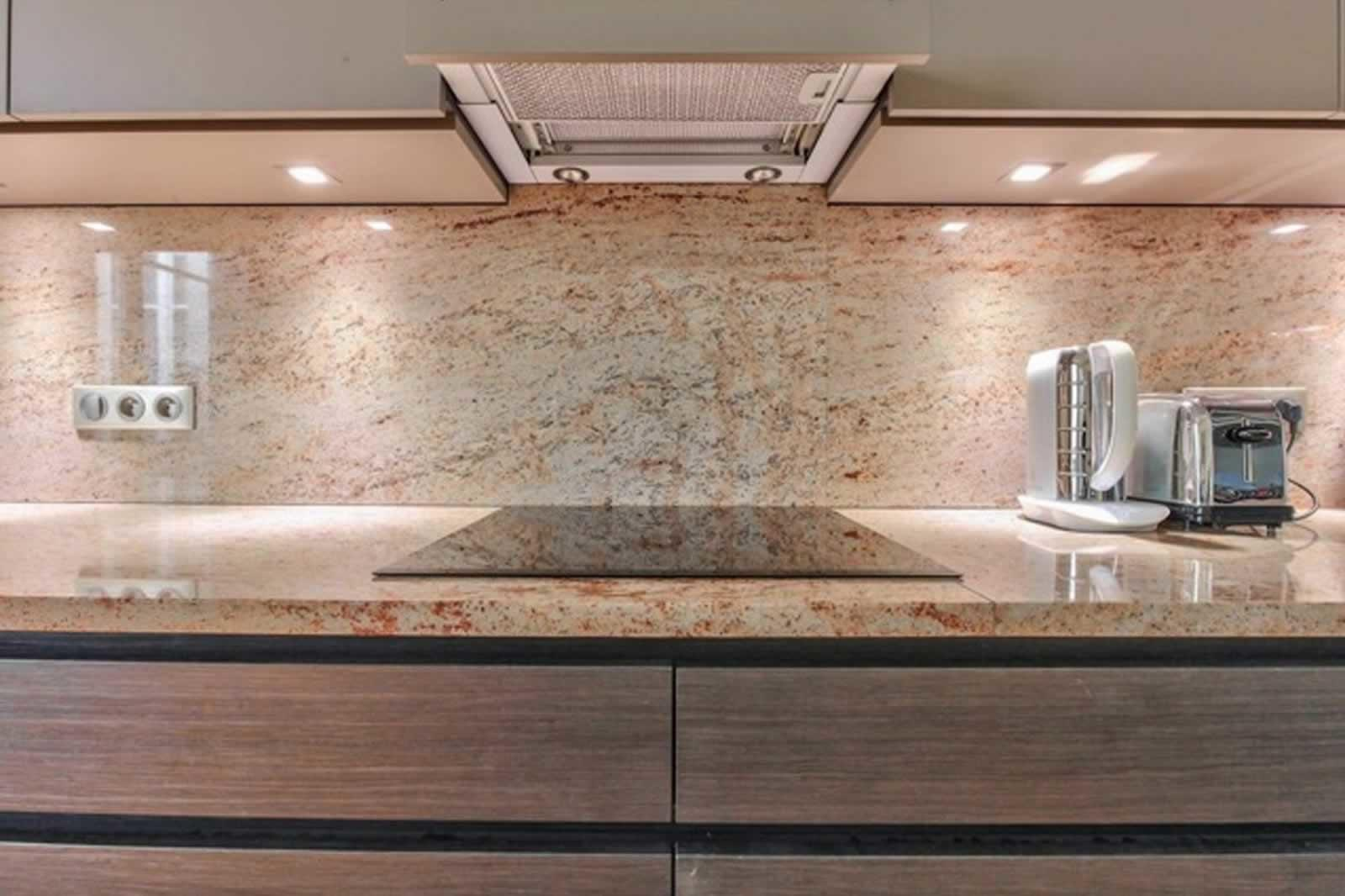 Best Real Kitchen Remodels Ceasarstone Linen Countertops