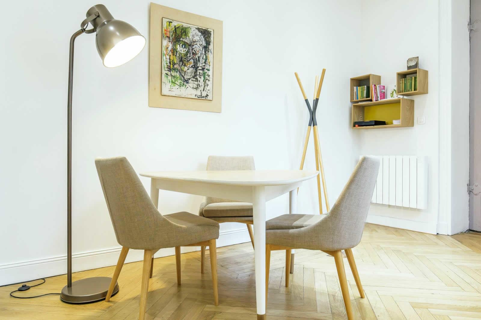 Appartement Lyon Neuf