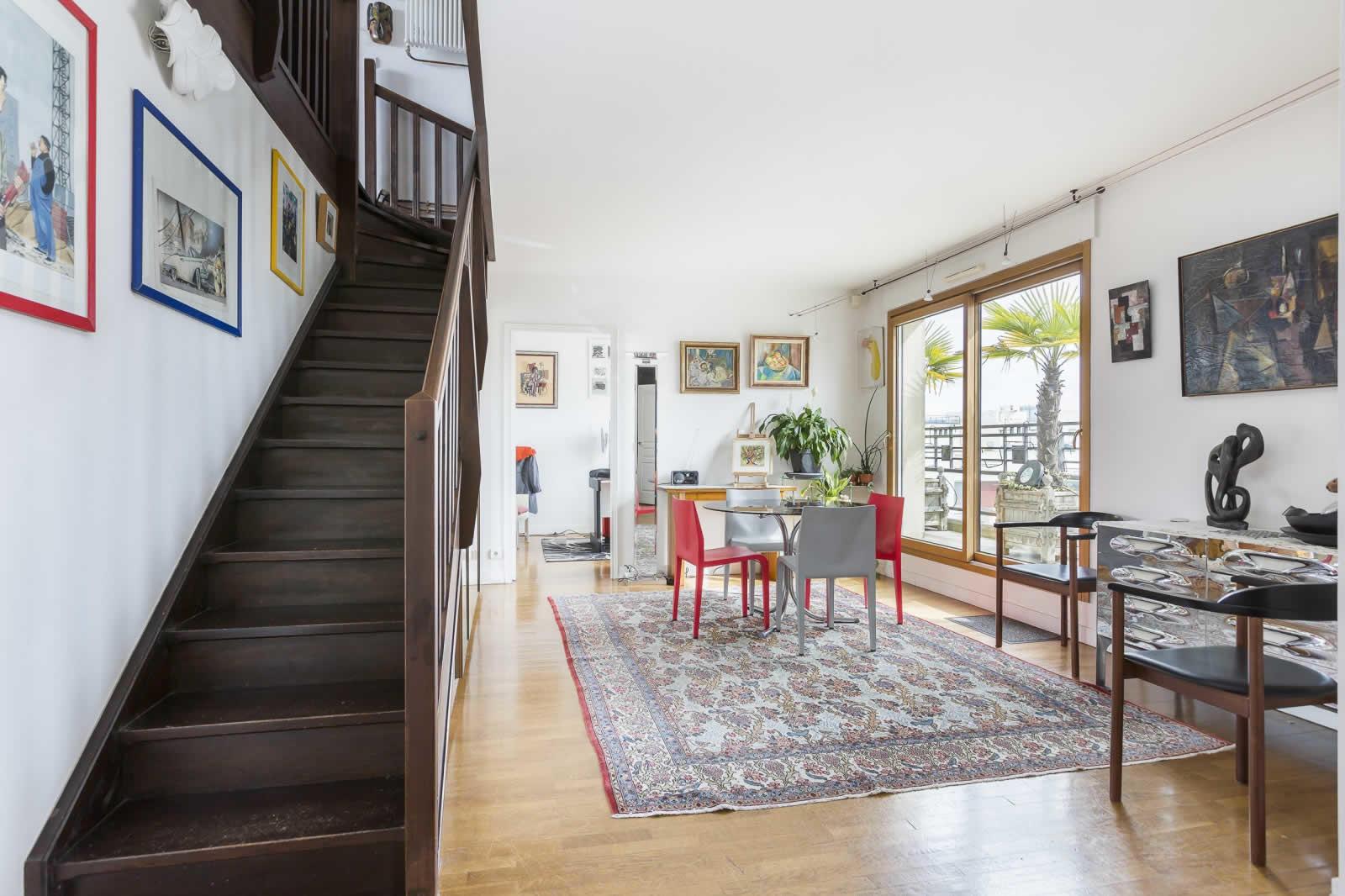 Appartement Levallois