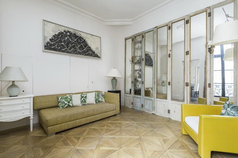 Vendome Living Room Set