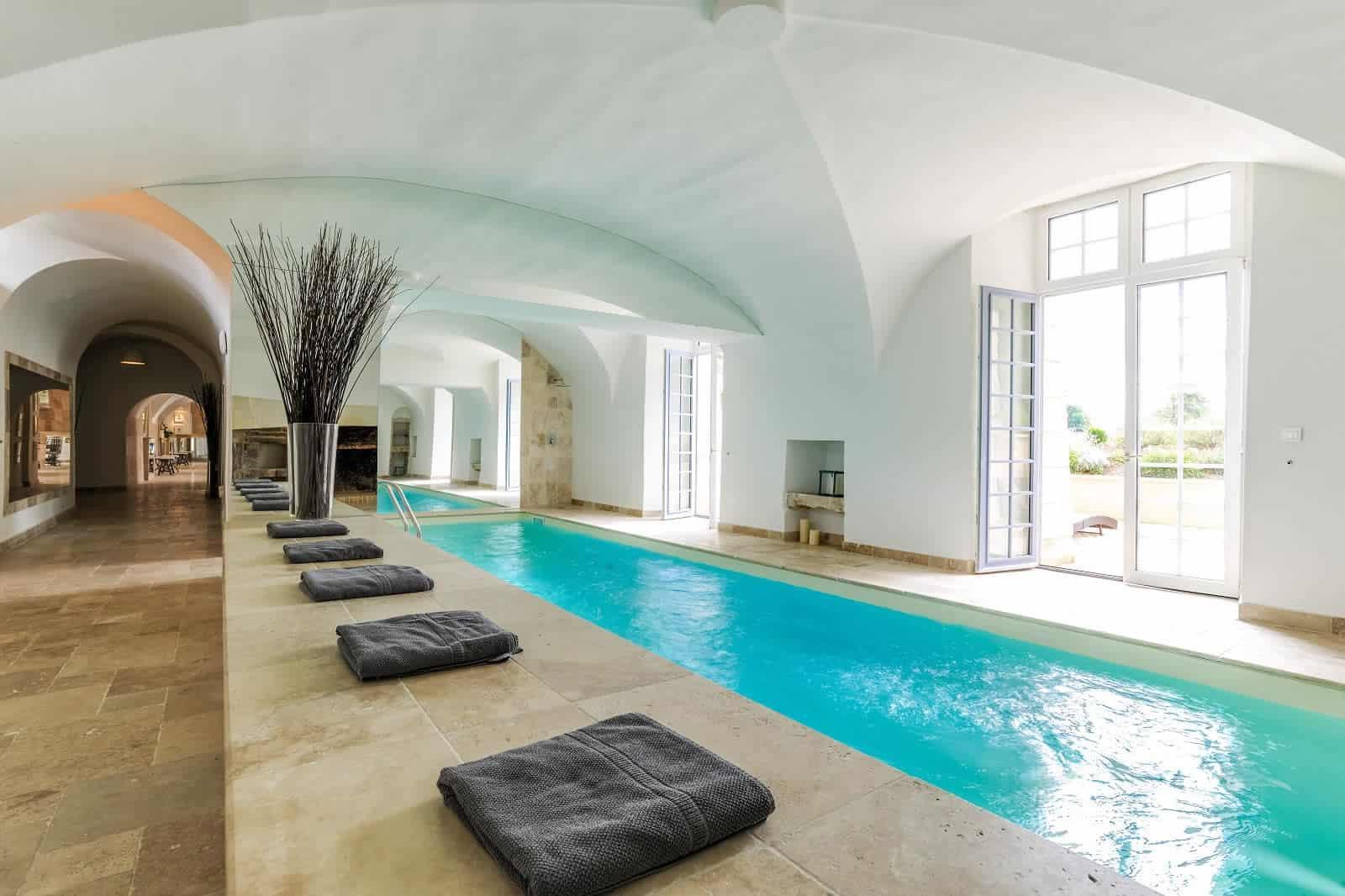 Greece Hotel Pool In Room