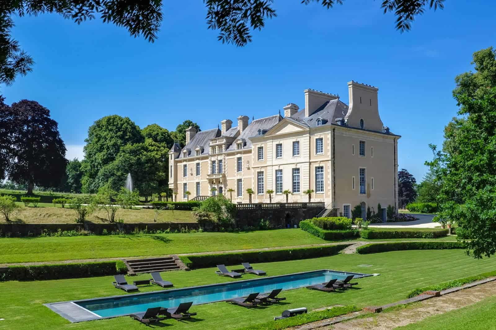 Hotel Spa Chateau Thierry
