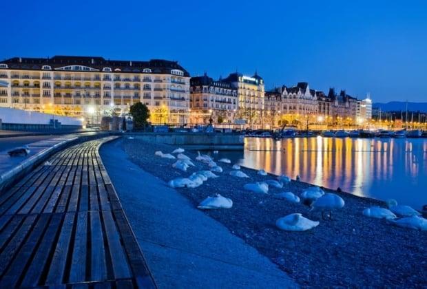 Geneva Switzerland A Destination On The Rise Barnes