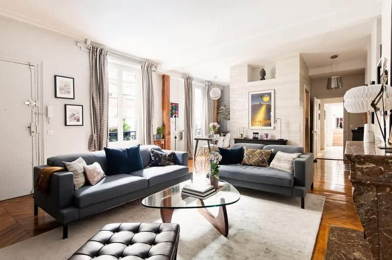 appartement-a-vendre-parquet-cheminee-cave