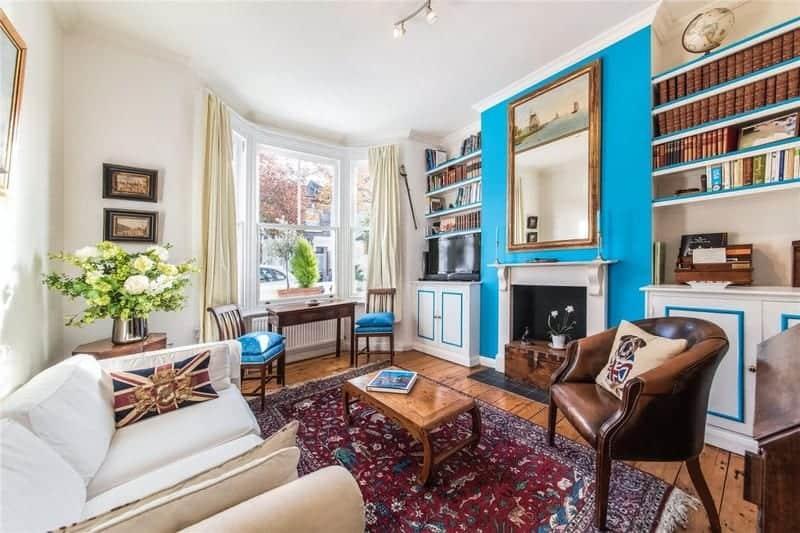 appartement-raffine-a-vendre-jolie-maison-victorienne-jardin-prive-cheminee-double-vitrage-parquets-anciens