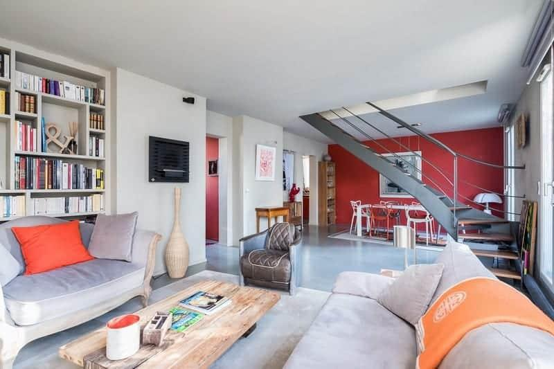 duplex-appartement-contemporain-immeuble-haussmann-a-vendre-dressing-caves