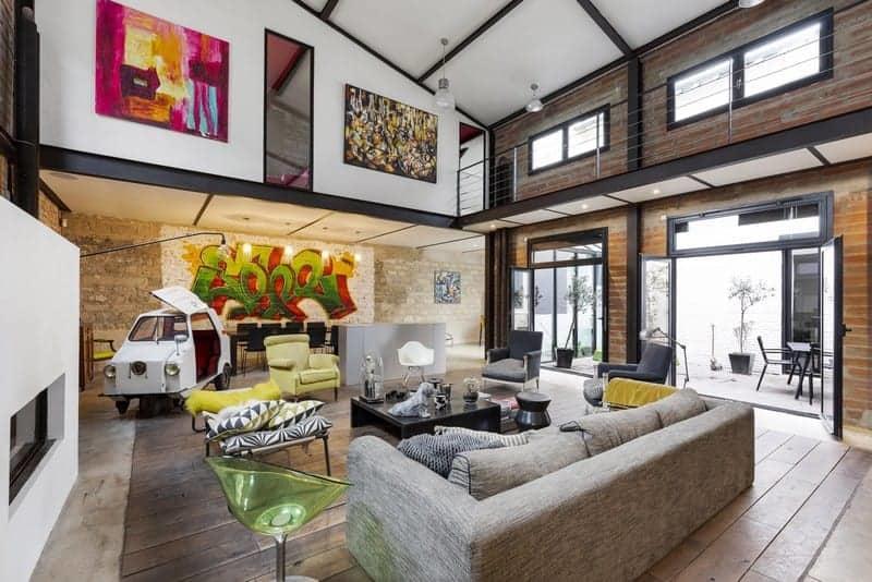 incroyable-maison-rehabilitee-loft-a-vendre-asnieres-sur-seine-mezzanine-cellier-terrasse-garage