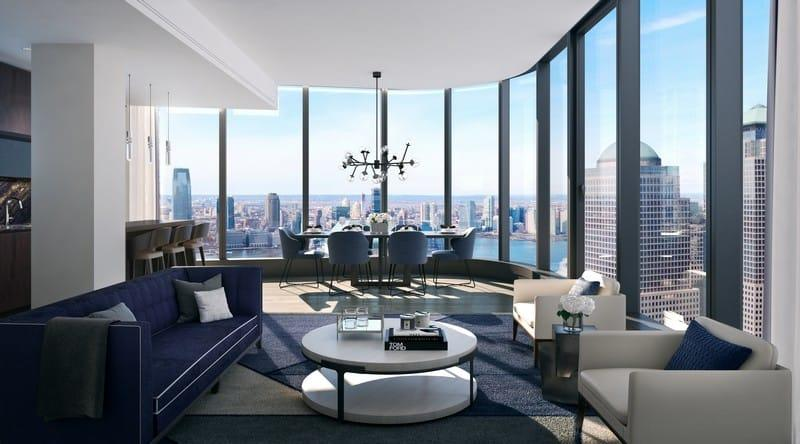 appartements-vues-sublimes-ville-a-vendre-immeuble-residentiel-luxe-quartier-new-downtown-manhattan