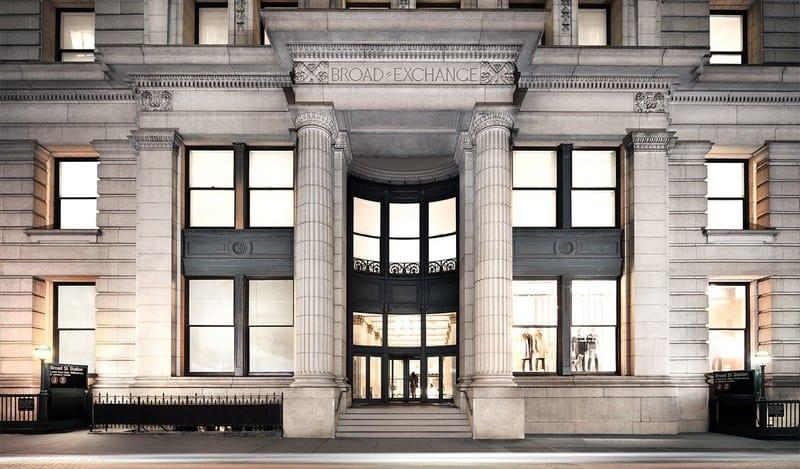 Apartments For Sale in The Broad Exchange Building in New