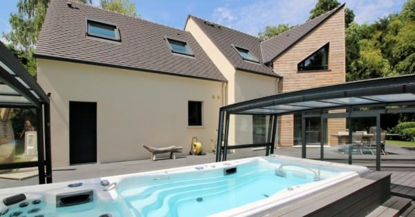 belle-maison-contemporaine-a-vendre-orgeval-cheminee-jacuzzi-garage
