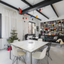 large-south-facing-apartment-completely-renovated-designed-architect-for-sale-beautiful-industrial-building-generous-volumes-open-kitchen